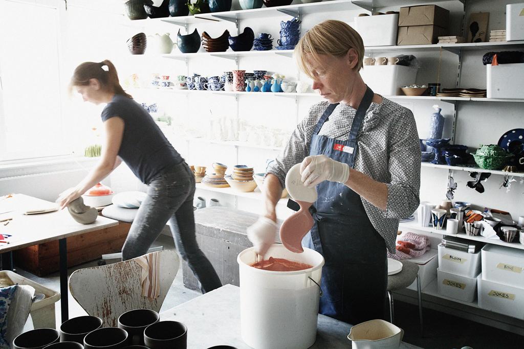 Claydies workshop