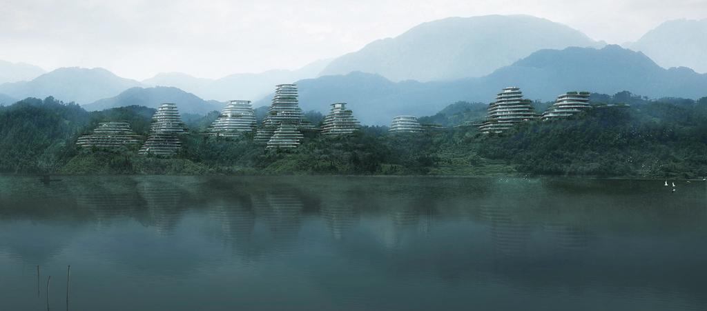 MAD Huangshan Mountain Village 02
