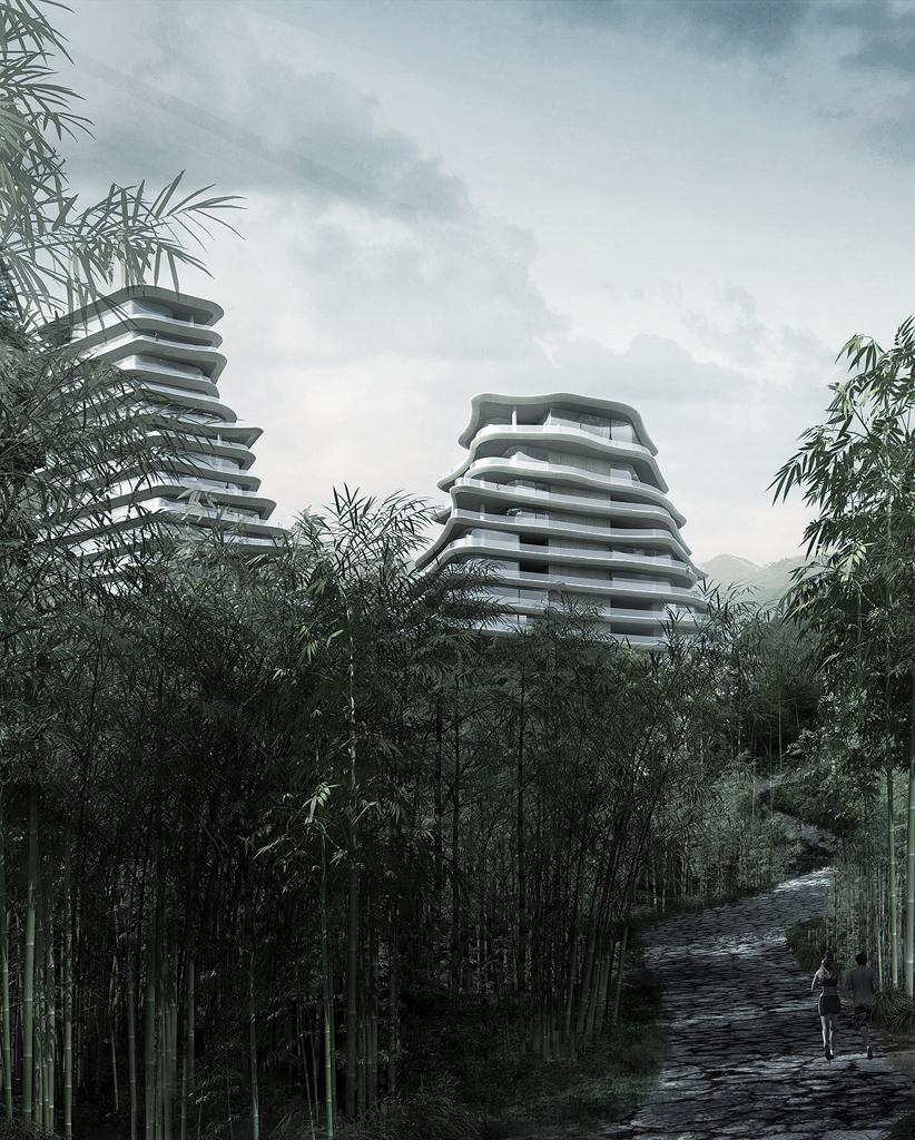 MAD Huangshan Mountain Village 03