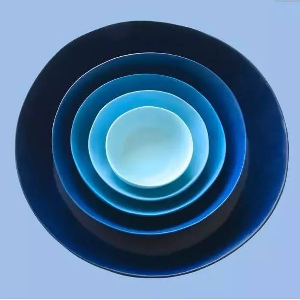 Tina Frey Designs - New Gradient Bowls for Spring 2017